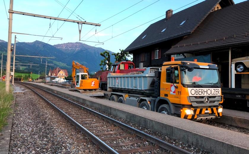 180112_Erneuerung_Fahrbahn_Weichen_Kaltbrunn_5